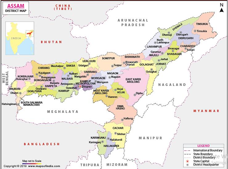 Rashtria Krishi Vikash Yojana Assam Department Of Agriculture